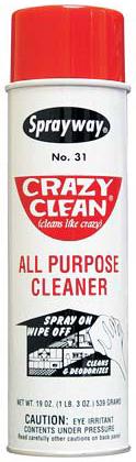 031 Crazy Clean