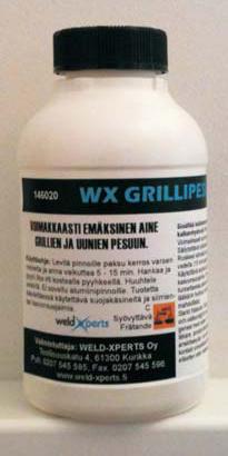 WX Grillipesu