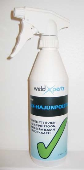 WX-Hajunpoisto