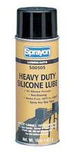 S00505 Heavy Duty Silicone Lube