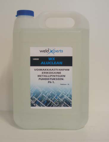 WX Aluclean