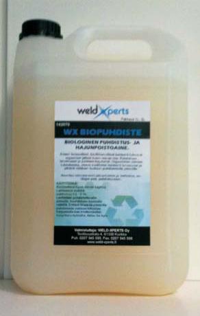 WX Biopuhdiste