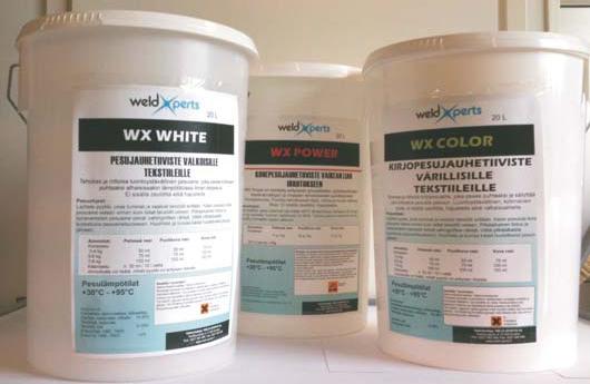 WX Pyykkipulverit