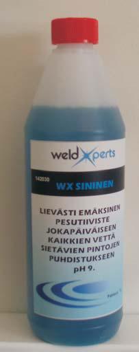 WX Sininen