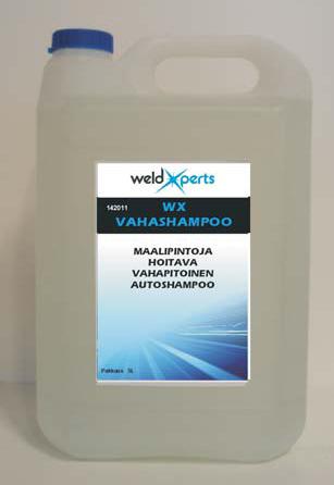 WX Vahashampoo