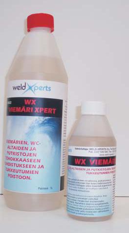 WX Viemäri Xpert