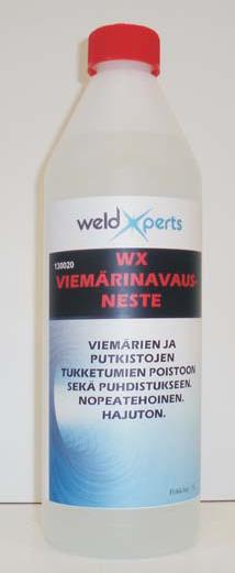 WX Viemärinavausneste