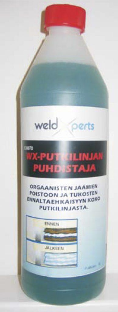 WX-Putkilinjan Puhdistaja
